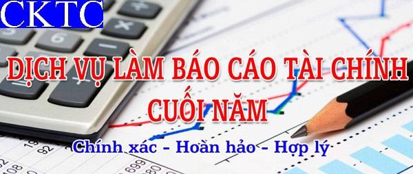 Báo cáo tài chính nội bộ