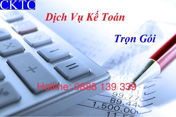 Dịch vụ quyết toán thuế thu nhập doanh nghiệp