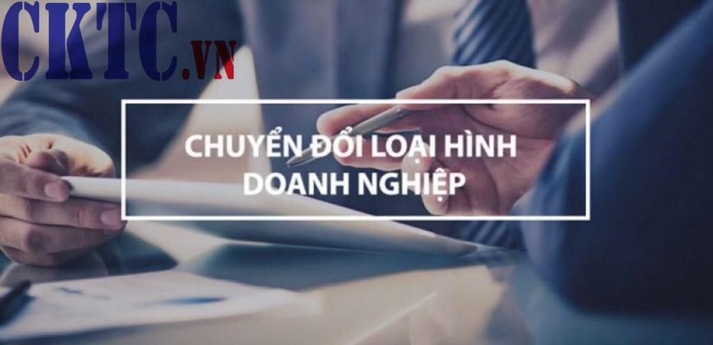 Chuyển đổi doanh nghiệp tư nhân thành công ty TNHH 02 TV
