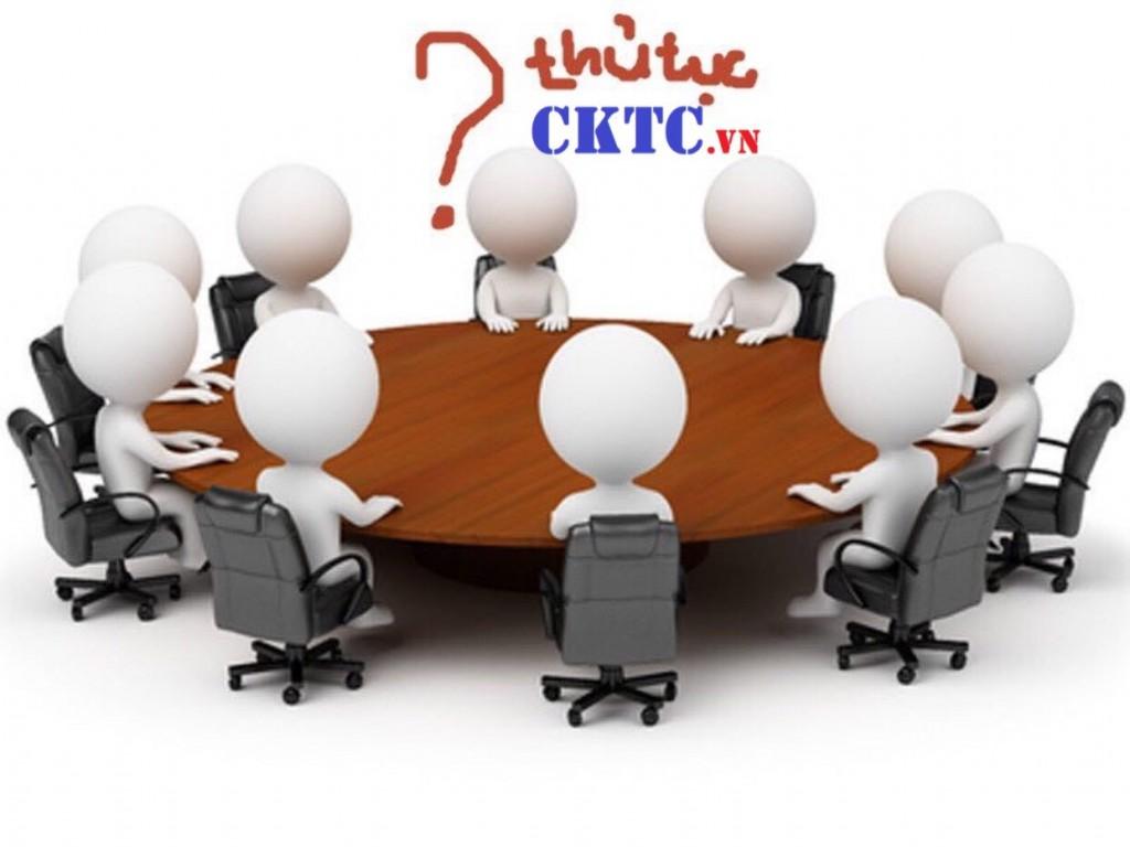 Hướng dẫn thủ tục để thành lập công ty