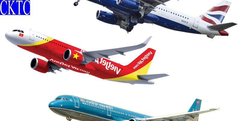 Hướng dẫn cách định khoản vé máy bay đối với đại lý vé máy bay