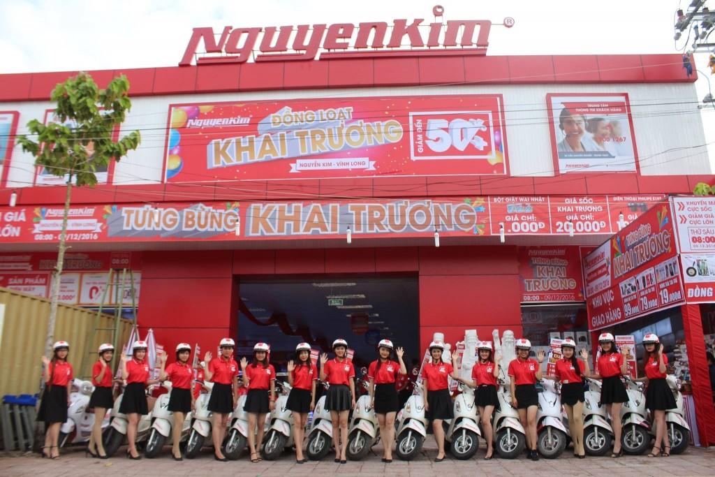 Công ty cổ phần Thương mại Nguyễn Kim