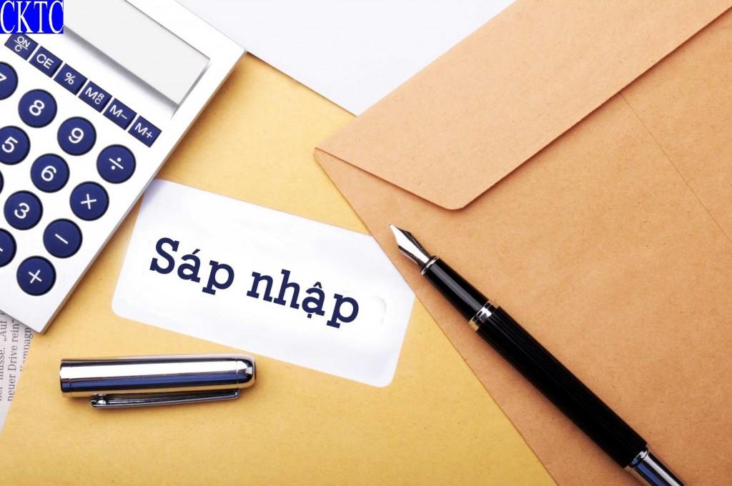 Đăng ký thuế khi sáp nhập doanh nghiệp